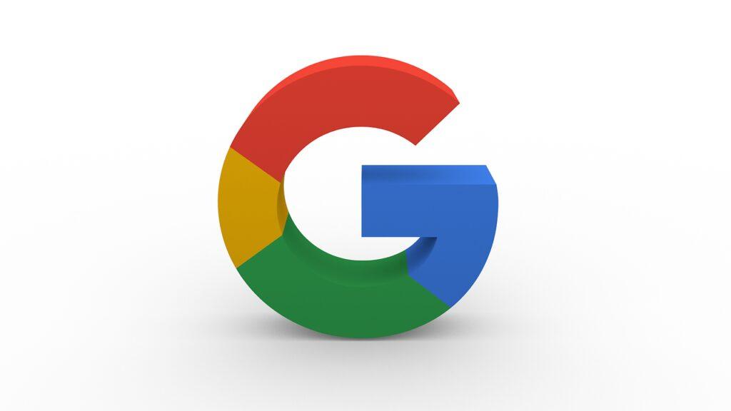 google, social networks, 3d